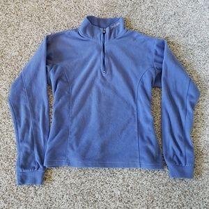 Blue Spyder Women's Fleece Pullover - Size 8